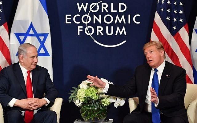 Netanjahu hajlandó szembeszállni Trump béketervével, ha a terv nem foglalkozik Izrael biztonsági aggályaival