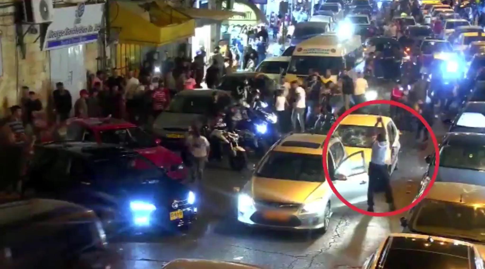 Vádat emeltek egy palesztin tinédzser ellen, aki Tisa Be'ávkor részt vett egy zsidó autós megtámadásában