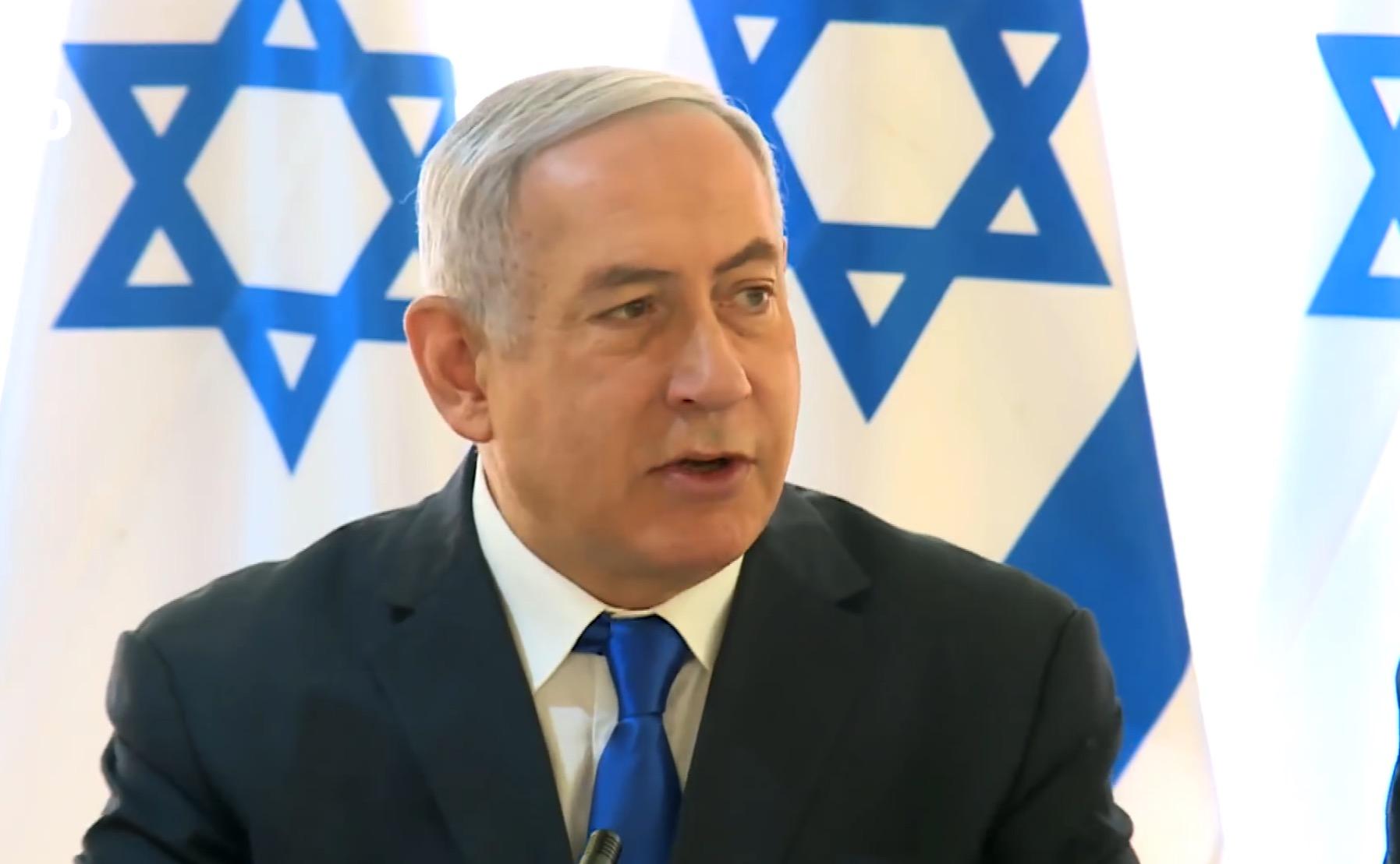 Netanjahu szerint Gánc kisebbségi kormány alakítására készül az arab pártok támogatásával