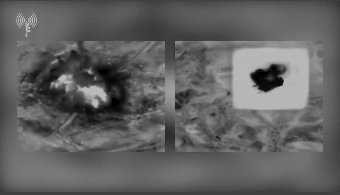 A rakétákra válaszul, az izraeli légierő támadást indított Libanonban